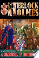 A Scandal in Bohemia   A Sherlock Holmes Graphic Novel