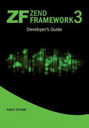 Zend Framework 3 Developer S Guide