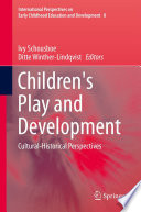 Children S Play And Development