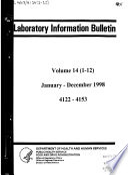 Laboratory Information Bulletin