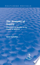 The Anatomy of Inquiry  Routledge Revivals