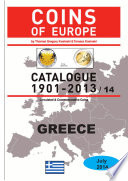 Coins of GREECE 1901 2014