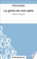 download ebook la gloire de mon père de marcel pagnol (fiche de lecture) pdf epub