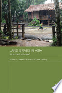 Land Grabs In Asia book
