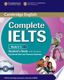 Complete Ielts Bands 4 5 Student S Book With Answers With Cd Rom