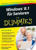 Windows 8 1 f  r Senioren f  r Dummies