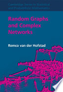 Random Graphs and Complex Networks