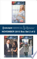 Harlequin Medical Romance November 2015 Box Set 2 Of 2