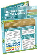 Creating a Trauma Sensitive Classroom  Quick Reference Guide 25 Pack