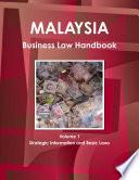 Malaysia Business Law Handbook 2012
