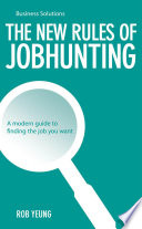 BSS  The New Rules of JobHunting