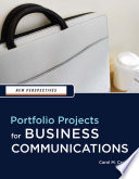 New Perspectives  Portfolio Projects for Business Communication