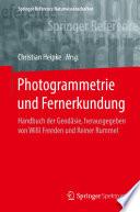 Photogrammetrie und Fernerkundung