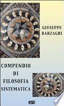 Compendio di filosofia sistematica