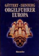 Orgelführer Europa