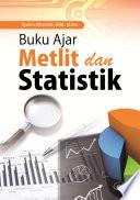 Buku Ajar Metlit dan Statistik