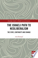 The Israeli Path to Neoliberalism