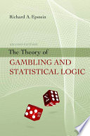 The Theory Of Gambling And Statistical Logic