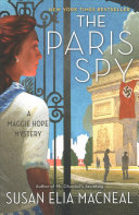 The Paris Spy Executive In The Elegant But Eerily Silent City