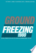 Ground Freezing 1980