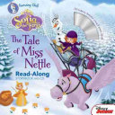 Sofia the First Read Along Storybook and CD The Tale of Miss Nettle