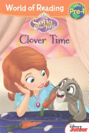 World of Reading: Sofia the First Clover Time