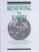 Renewing the Earth
