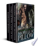 All Things Historical Romance  Medieval Historical Full Length Romance 3 Book Set