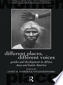 Different Places  Different Voices