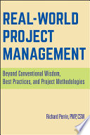 Real World Project Management : fill in the gaps in the...