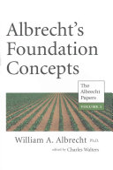 Albrecht's Foundation Concepts