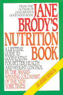 Jane Brody S Nutrition Book