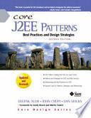 Core J2EE Patterns