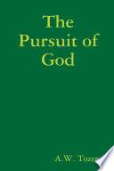 The Pursuit of God Book PDF