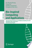 Bio Inspired Computing and Applications