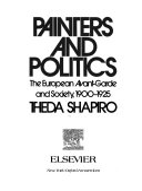 Ebook Painters and Politics Epub Theda Shapiro Apps Read Mobile