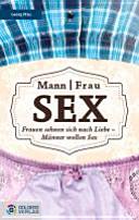Mann Frau - Sex