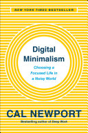 cover img of Digital Minimalism