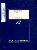 User S Manual Fhwa Highway Traffic Noise Prediction Model Snap 1 0 Final Report