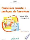 Formations ouvertes : pratiques de formateurs