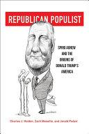 Republican Populist Book