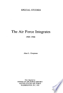 The Air Force integrates 1945-1964