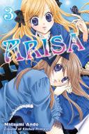 Arisa Volume 3 by Natsumi Ando