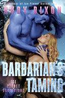 Barbarian s Taming Book PDF