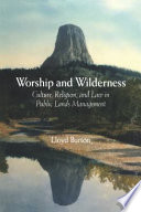 Worship and Wilderness