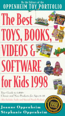 The Best Toys  Books  Videos   Software for Kids 1998