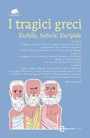 I tragici greci