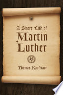 download ebook a short life of martin luther pdf epub