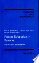 Peace Education in Europe