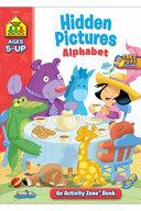 Hidden Pictures Alphabet Activity Zone